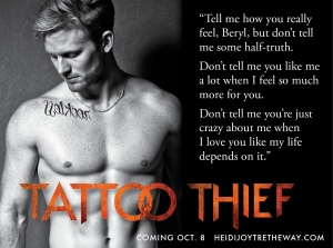 Tattoo Thief promo2