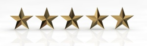 Star Reviews In my Blogger