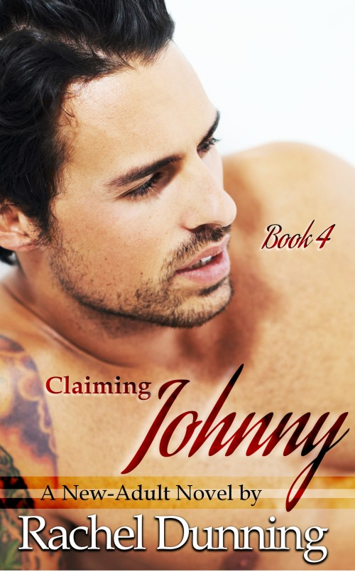 Claiming Johnny eBook Cover - Rachel Dunning